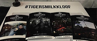 hashtag printing, tigers milk kloof launch party